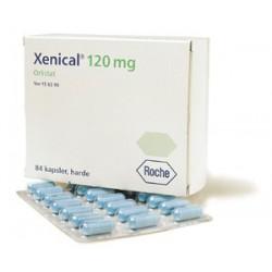 Xenical caps. 120mg N21