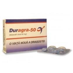 Duragra 50mg N4 (India)