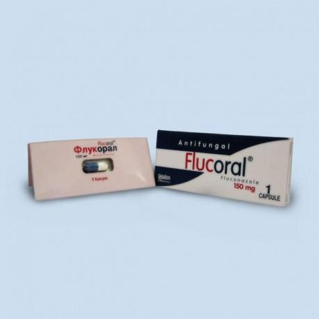 Flucoral caps 150mg N1