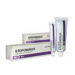 Cloromicol ung. 40 gr FP