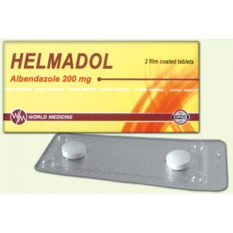 Helmadol comp film 200mg N2
