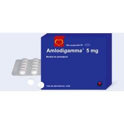 Amlodigamma comp. 5 mg N100