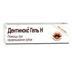 Dentinox gel N 10g
