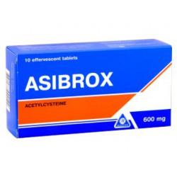 Asibrox comp.eferv. 600mg N10