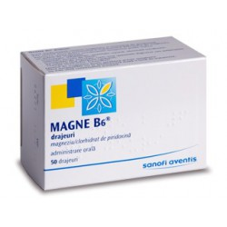 Magne B6 comp. N50 (Sanofi)