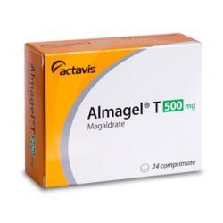 Almagel T 500mg N24 comp
