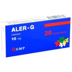 Aler-G comp.film. 10mg N20