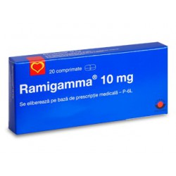 Ramigamma comp. 10mg N20