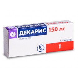 Decaris tab 150mg N1