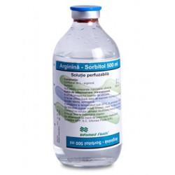 Arginina+Sorbitol inf 250ml
