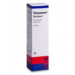 Nitromint aer 1% 10g