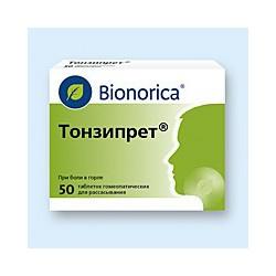Tonsipret comp. N50