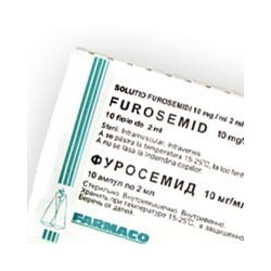 Furosemid inj 1% 2ml N10(GNTLS)