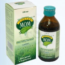 Doctor MOM sirop 100ml