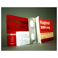 Haginat (Cefuroxim) 500 mg N10